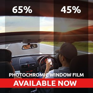 photochromic window film