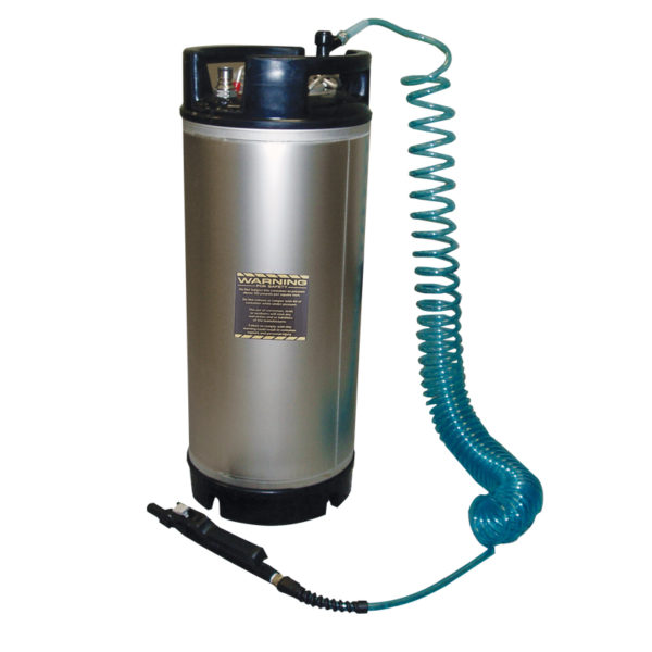 5 GALLON STAINLESS STEEL SPRAYER