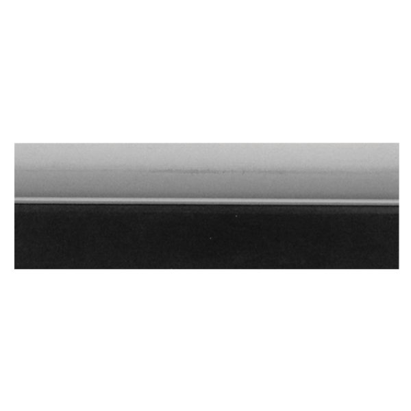 "9"" BLACK SMOOTHIE TUBE SQUEEGEE"