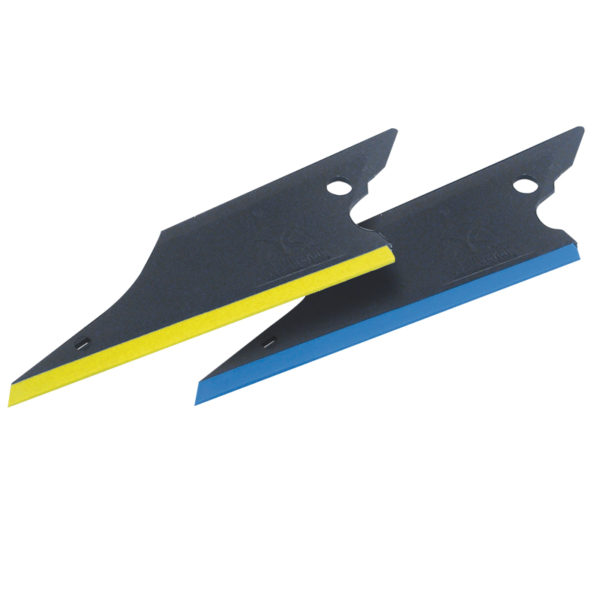 THE CONQUERER SQUEEGE and THE BLUE CONQUERER SQUEEGEE