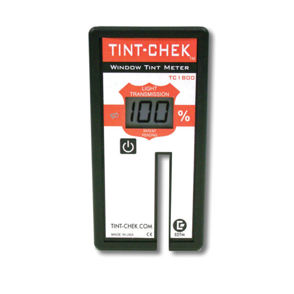 TINT-CHECK AUTOMOTIVE METER