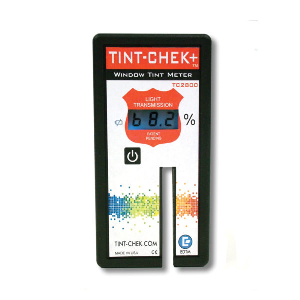 TINT-CHECK + TC2800 AUTOMOTIVE METER