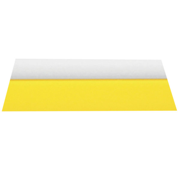 "5 1/2"" YELLOW TURBO SQUEEGEE"
