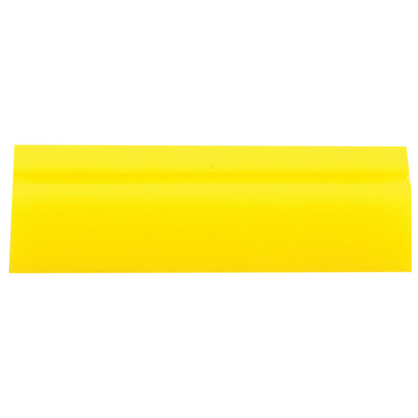 "5 1/2"" YELLOW TURBO SQUEEGEE BLADE"