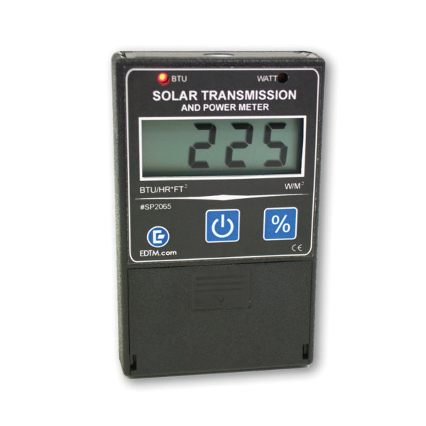 SP2065 SOLARTRANSMISSION & POWER METER
