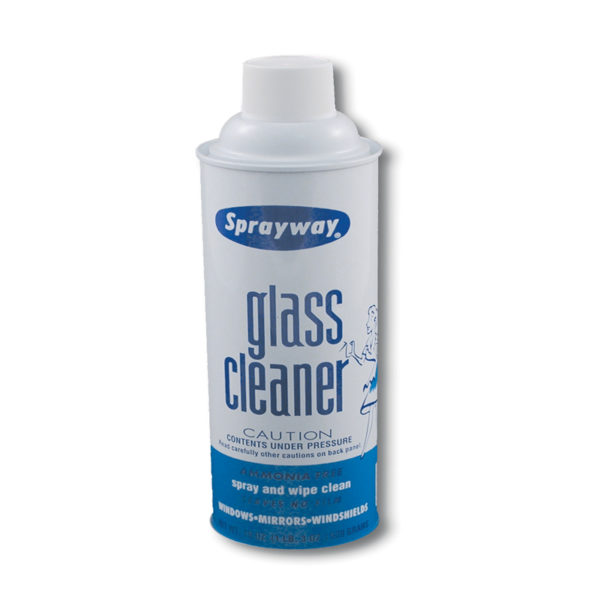 SPRAYWAY GLASS CLEANER-19 OZ