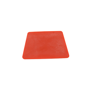 red soft card squeegee