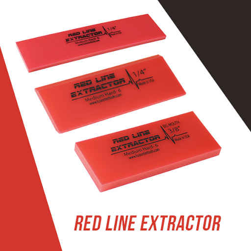 red line extractor