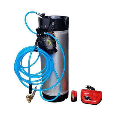 5 gallon electric spray system