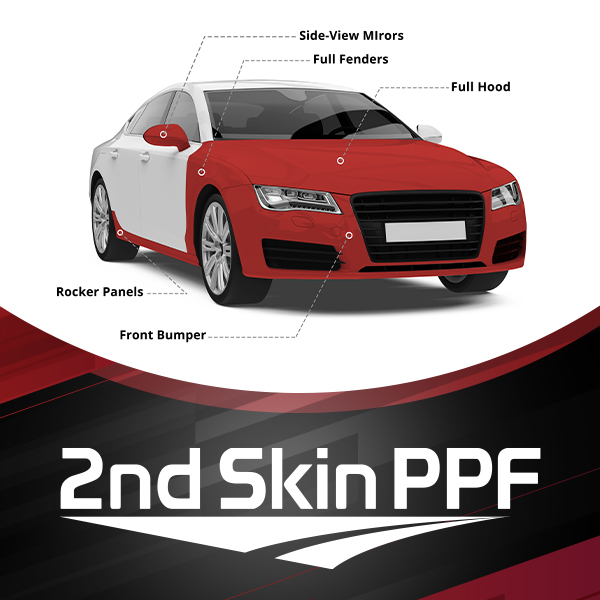 2nd skin paint protection film
