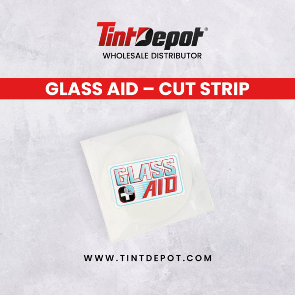 glass aid - cut strip