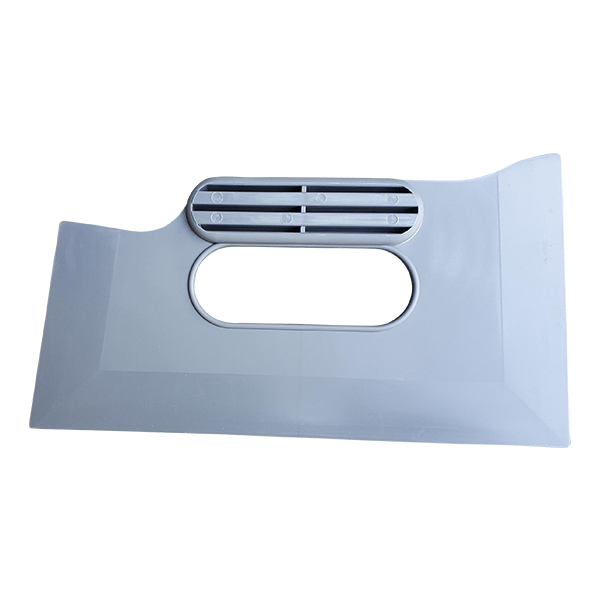 trim squeegee for flat glass