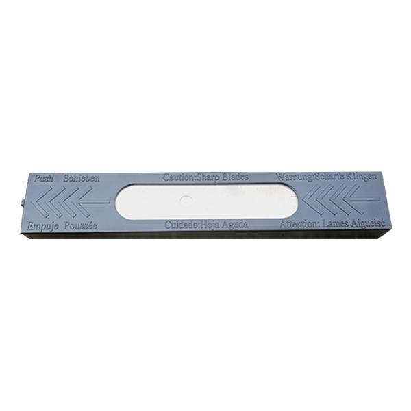 """6"""" stainless steel replacement scraper blades"""